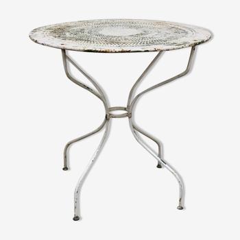 Table de jardin 1950