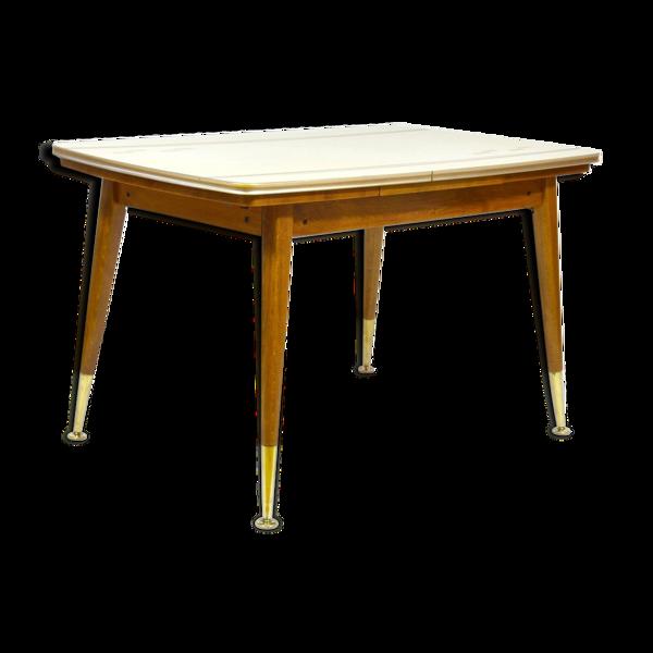 Table basse extensible, années 70