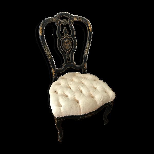 Chauffeuse Napoléon III
