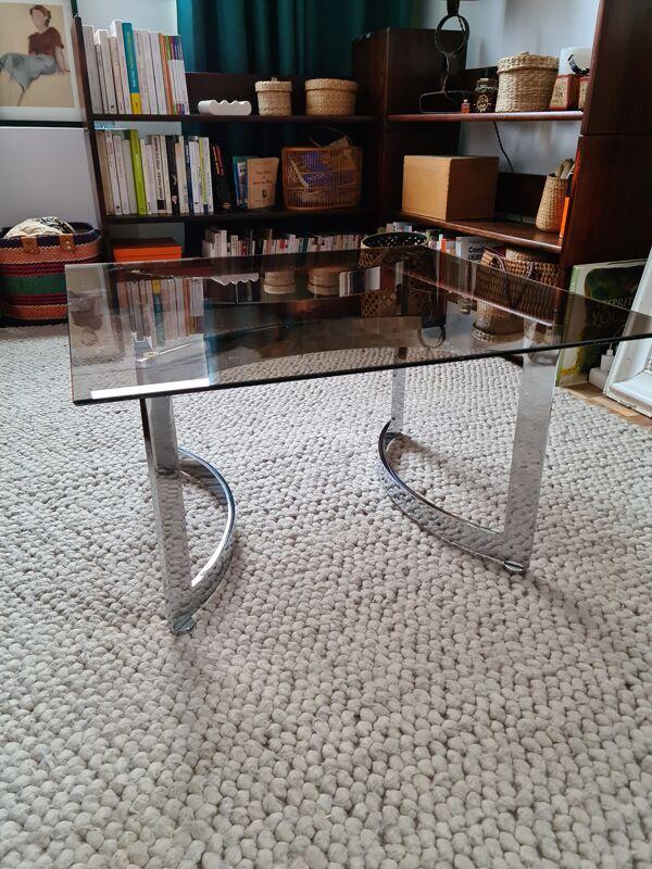 Table à café carrée 70'