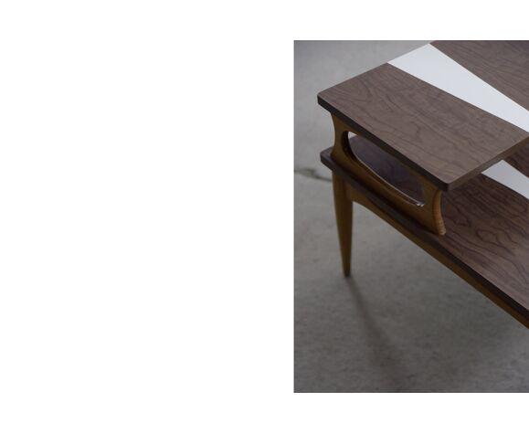 Paire de tables basses, années 1960