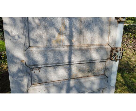 Porte de séparation ancienne patine d'origine
