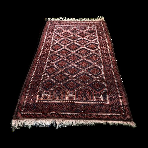 Tapis iranien en laine fait main 200x120cm
