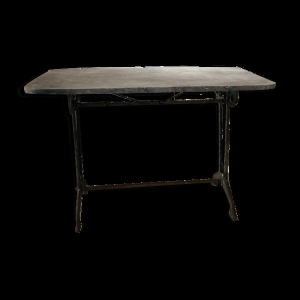 Selency Table de bistrot art deco