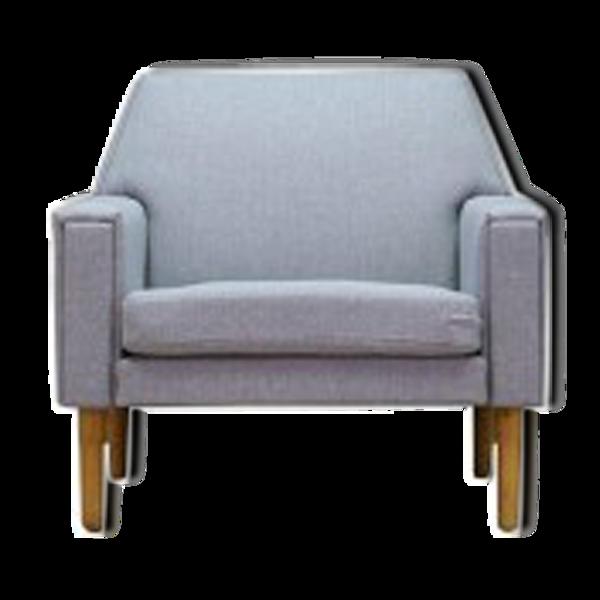 Selency Fauteuil danois design classic 60 70 rétro