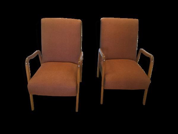 Selency Paire fauteuil brésilien