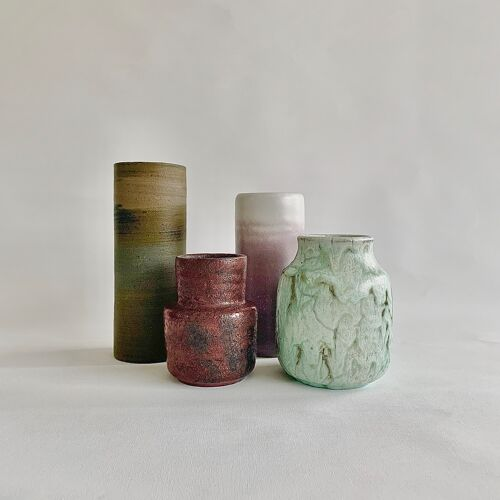 Vase en céramique Mobach, circa 1960