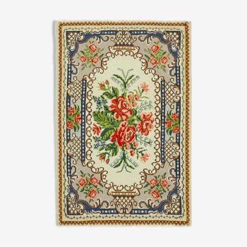 Rose de Moldavie Kilim 170 x 252 cm