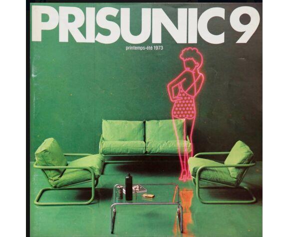 Ensemble de salon pour Prisunic 1970