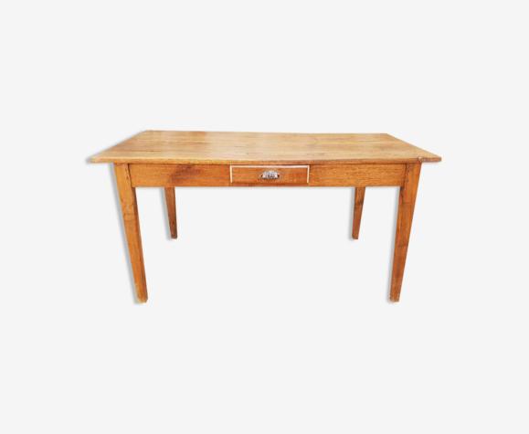 Table de ferme vintage