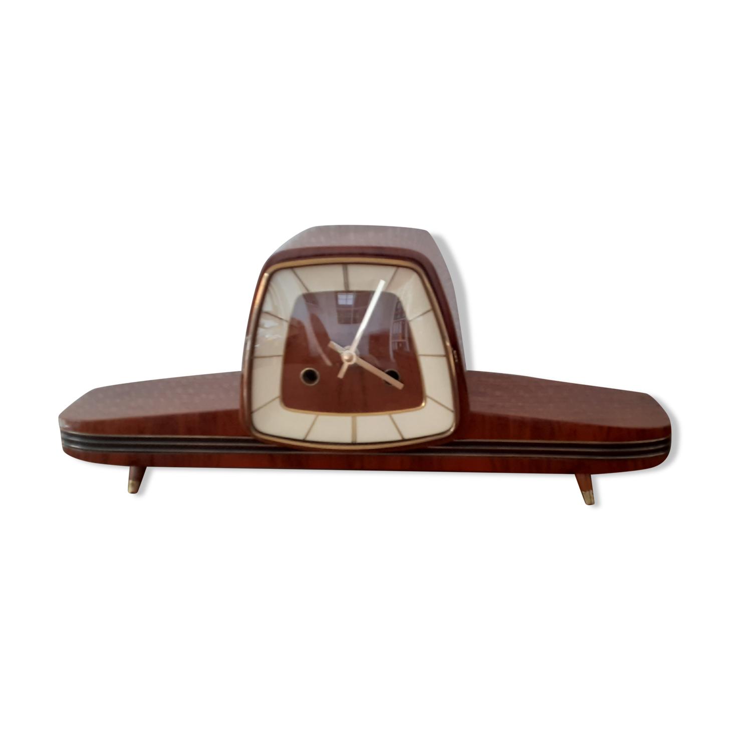 Horloge à poser Hermle années 50-60