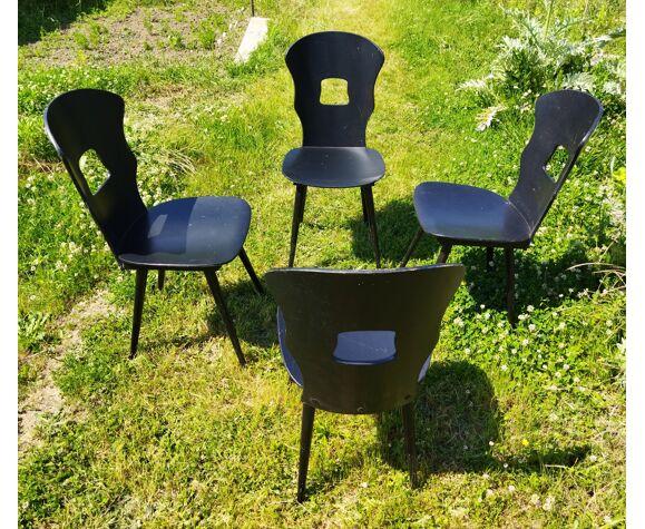 Chaises de bistrot Baumann