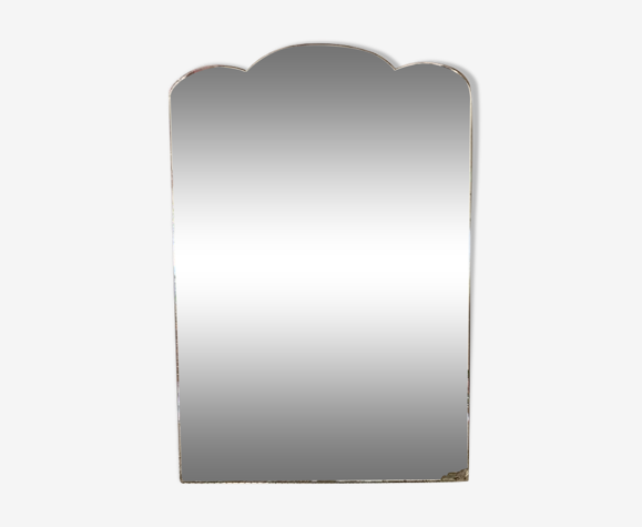 Miroir biseauté vintage 93x63cm
