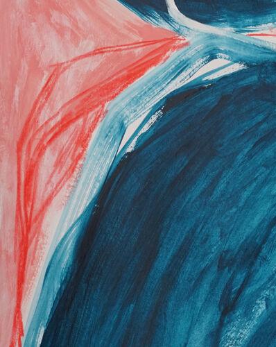 Blue rocks, par Sara Ödman