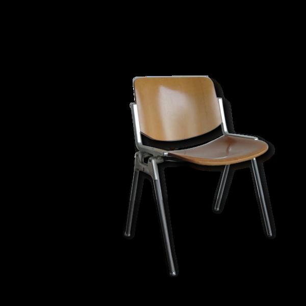 Chaise conçu par Giancarlo Piretti 60