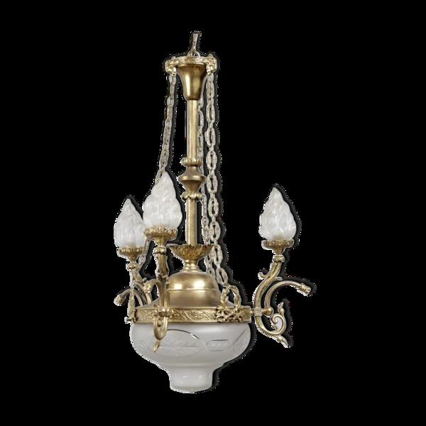 Lustre de style Louis XV