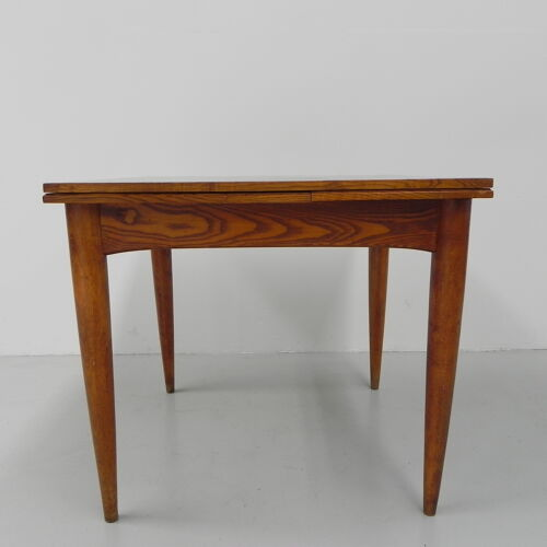 Table à manger vintage extensible à 155 cm