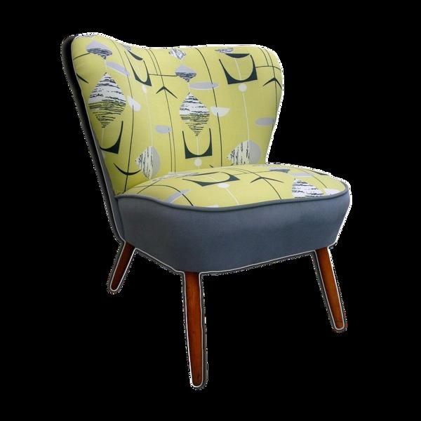 Vintage Club armchair in beech
