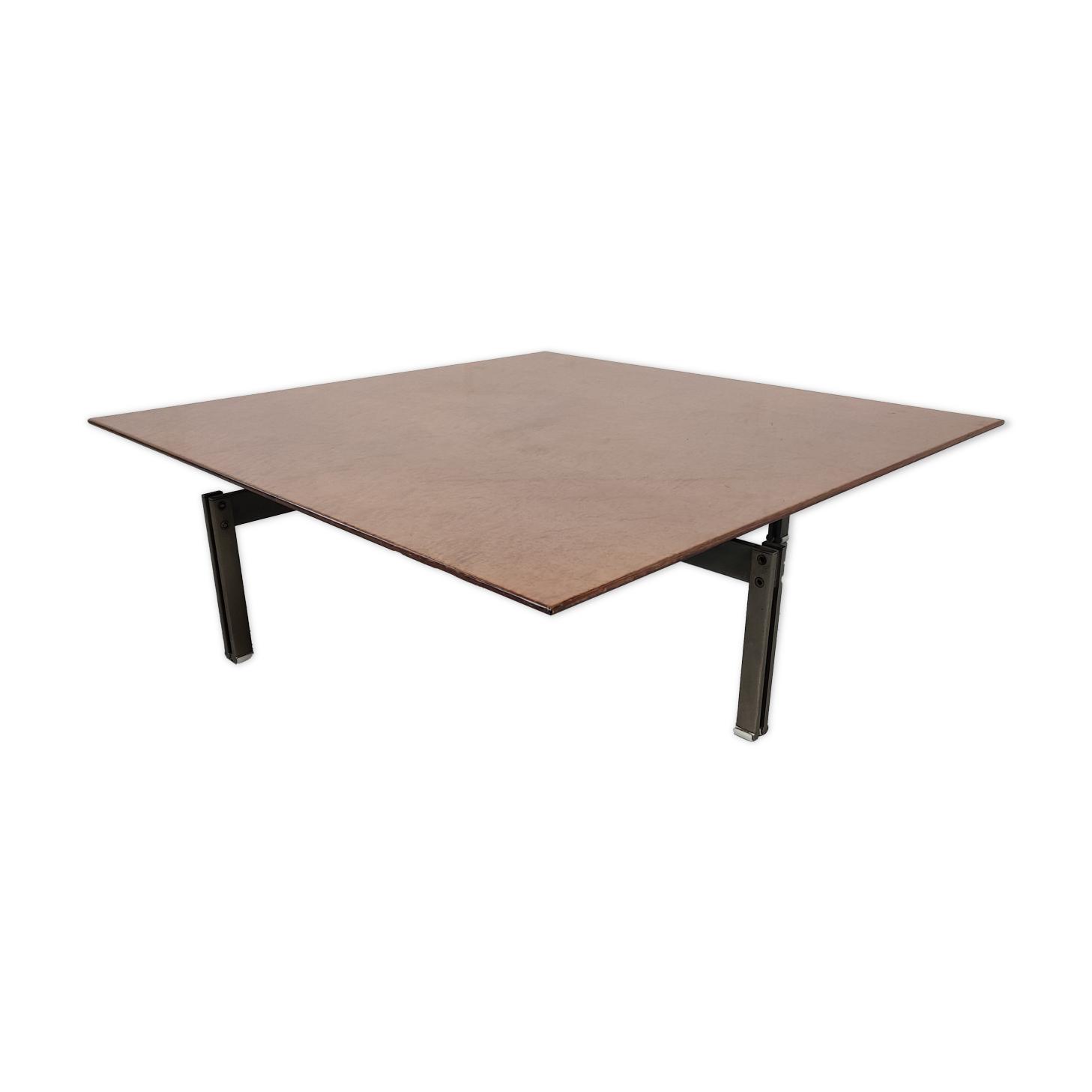 Table Basse Onda par Giovanni Offredi pour Saporiti