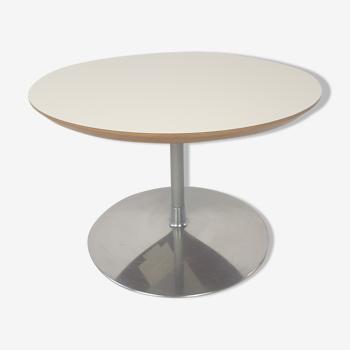 Table basse ronde de Pierre Paulin pour Artifort