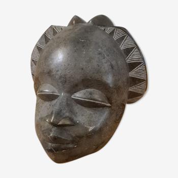Tête de femme Pierre de Mbigou Gabon