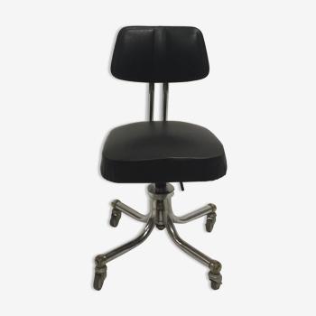 Chaise de dactylo
