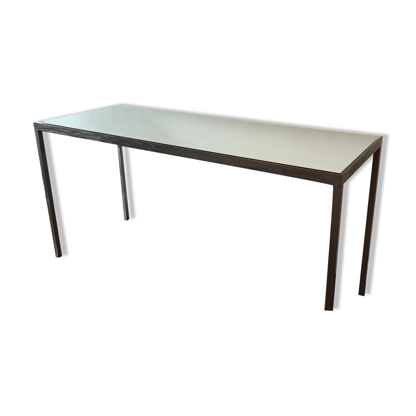 Table haute salle à manger Designer Chantal Peyrat 6 - 8 pers
