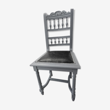 Chaise croco