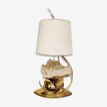 Lampe de table de Marc D'Haenens, années 1970
