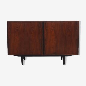 Buffet en palissandre, design danois, années 1970, fabricant: Omann Jun
