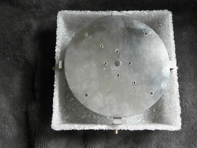Ice imitation ceiling