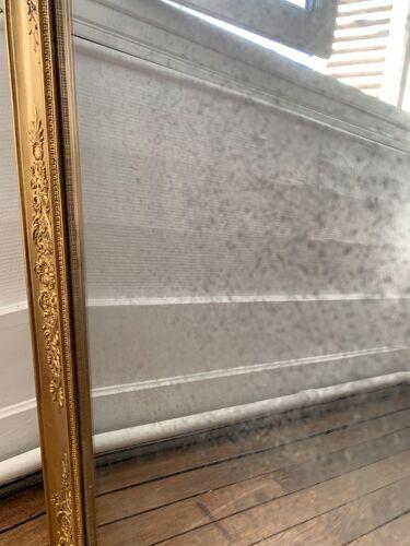 Miroir ancien époque Régence - 90x70cm