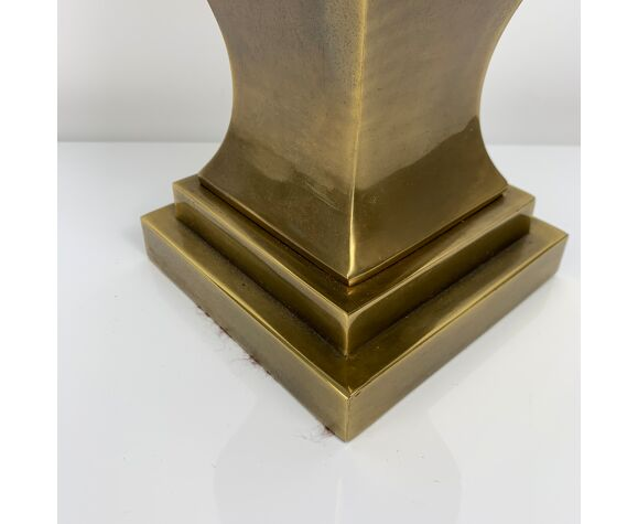 Pied lampe vintage bronze ou laiton vintage