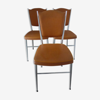 Chaise vintage annee 70