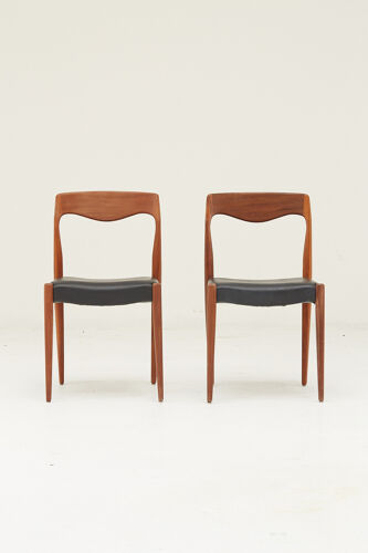Chaises Niels Otto Moller