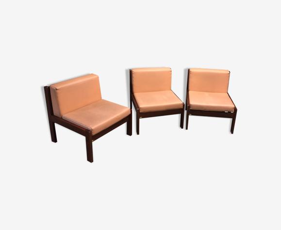 Lot de fauteuils Baumann