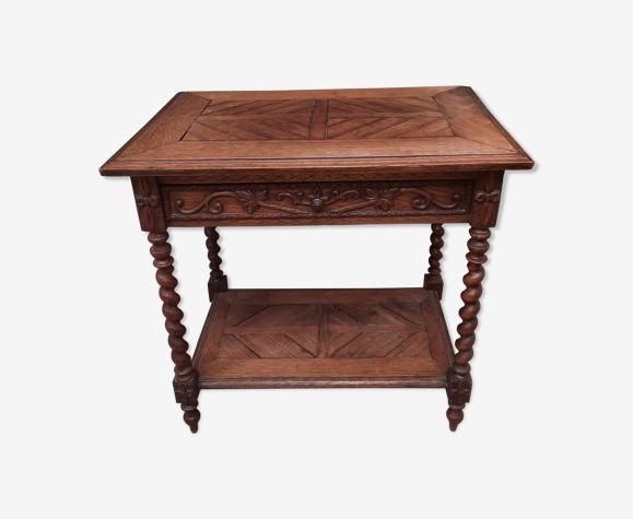 Table à écrire style Louis XIII
