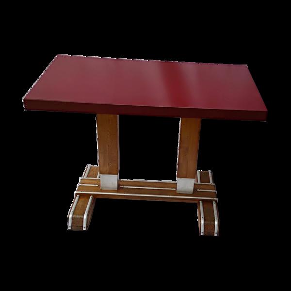 Table de bistrot vintage années 50