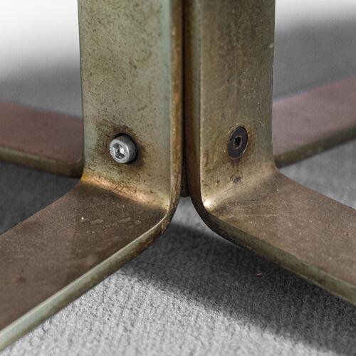 Paire de fauteuils Moscatelli formait les années 60