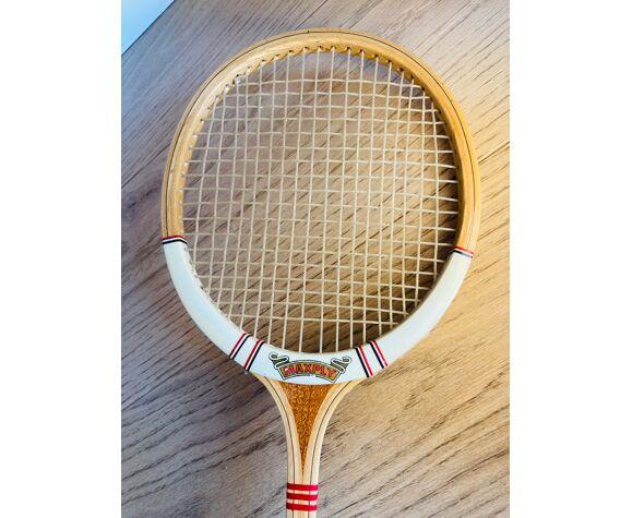 Set de 2 raquettes squash anciennes