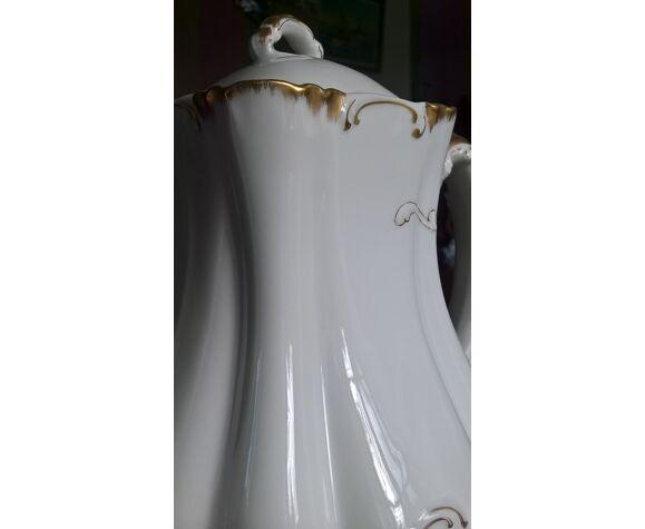 Verseuse en porcelaine Haviland