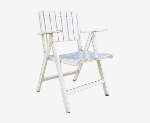 1970 garden folding chair