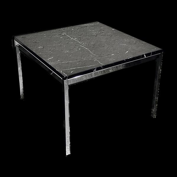 Table basse carrée de Florence Knoll, 1970