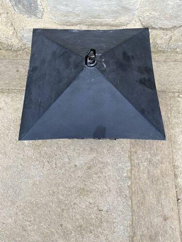 Lantern perforated sheet metal 1960