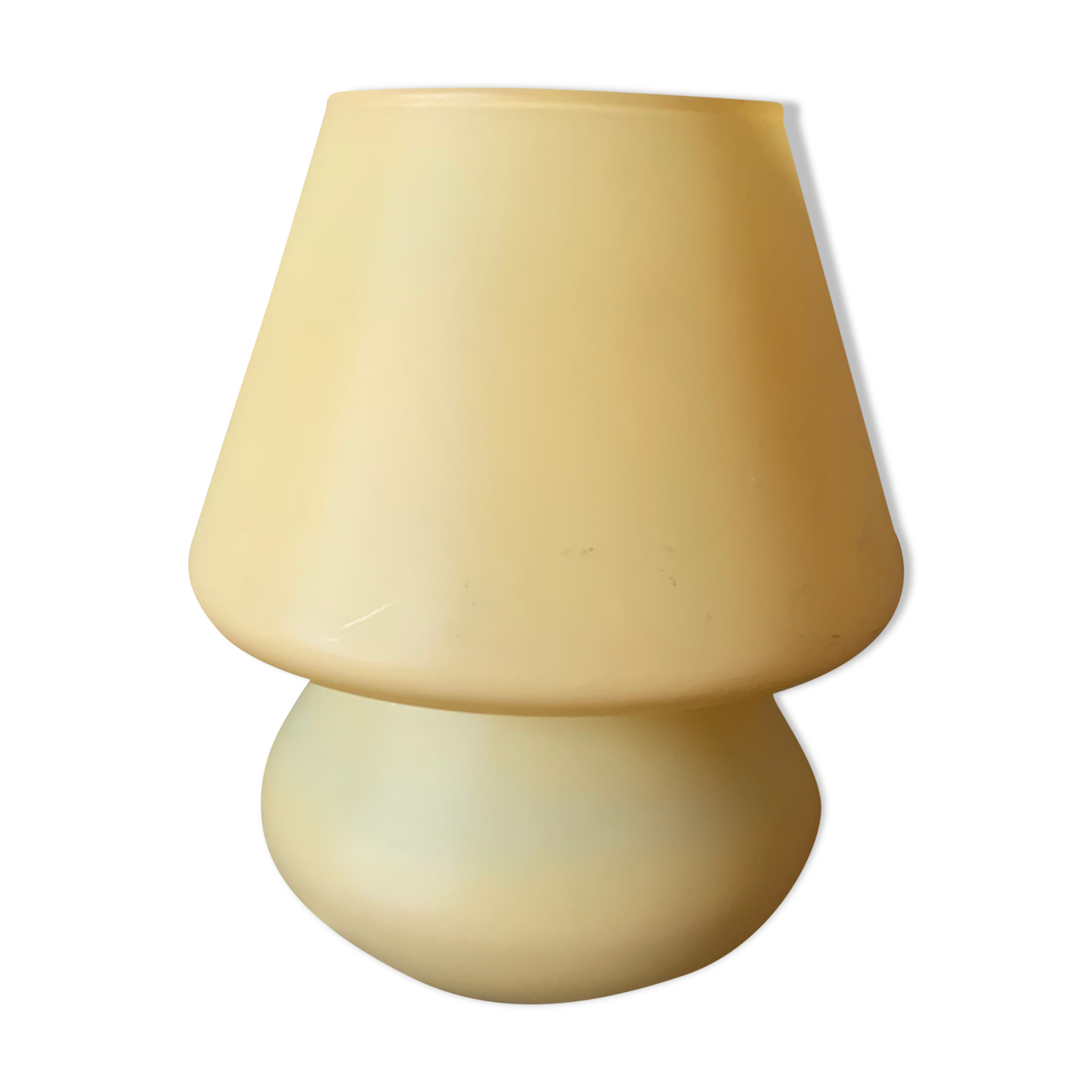 Lampe champignon habitat vintage