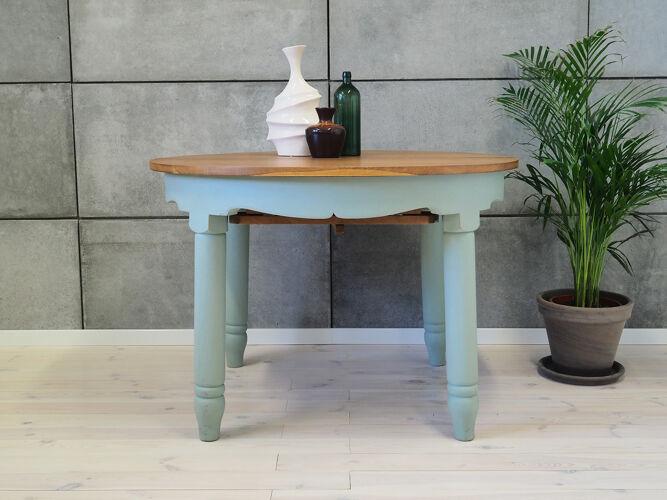 Table, design suédois, années 50