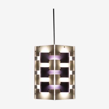 Anvia geometric lamp by J.J.M Hoogervorst 60'S