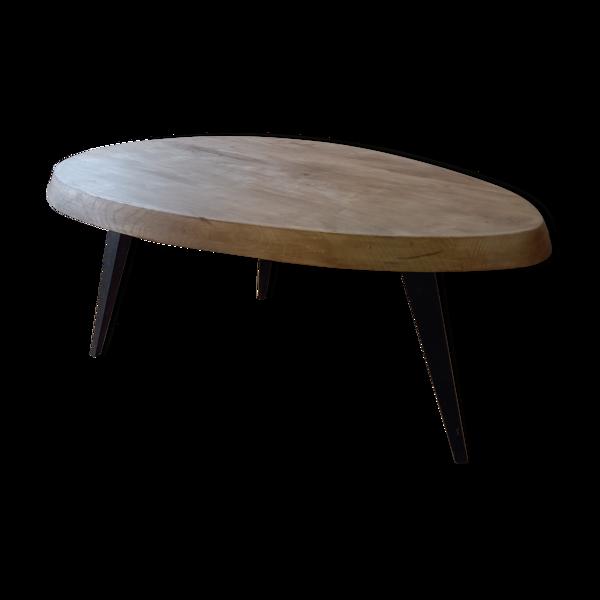 Selency Table basse forme libre