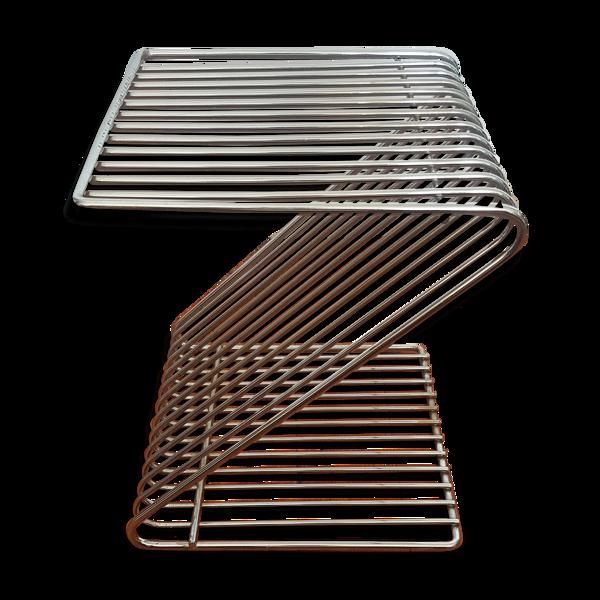 Selency Tabouret design modèle Z par François Arnal