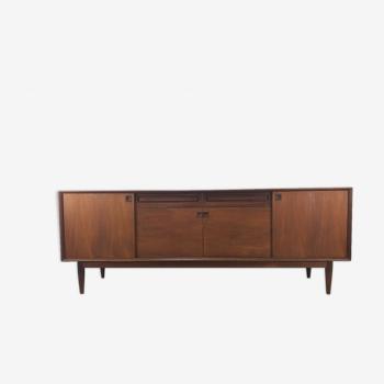 Enfilade scandinave design E. Valentinsen années 60